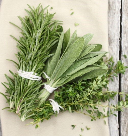 Organic Poultry Blend Herbs